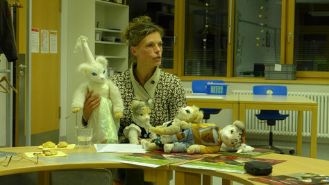 Die Erzieherin und Umweltpädagogin Irmi Wette aus Konstanz