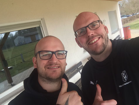 TSV Heiligenrode Fußball Dennis Joedecke Matthias Schmelz Schiedsrichter