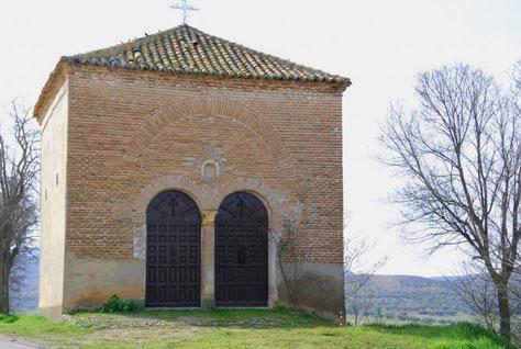Ermita -S.XVI-. Cañizar (Guadalajara)