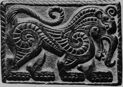 Plaque de bronze. Henri d'Ardenne de Tizac (1877-1932), Que savons-nous de l'art chinois ?