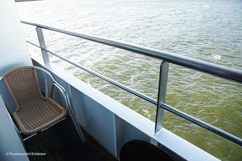 MS DOURO CRUISER Balkonkabine