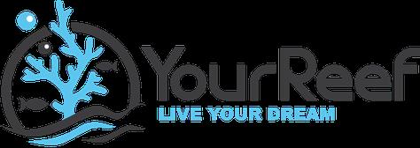 Logo von YourReef Live Your Dream