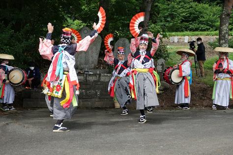 琉球舞団昇龍祭太鼓(沖縄県)※東京で活動する団体が出演予定