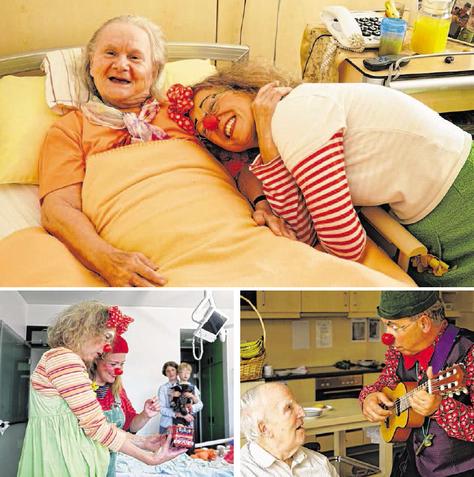 Fotos: Klinik -Clowns Aachen