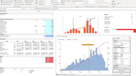 What is a Monte Carlo simulation? MC FLO Monte Carlo Simulation Excel