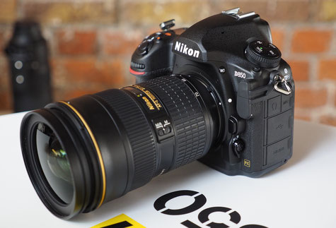 Nikon D850 The latest and greatest