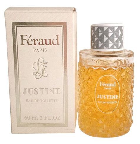 LOUIS FERAUD - JUSTINE, EAU DE TOILETTE 60 ML