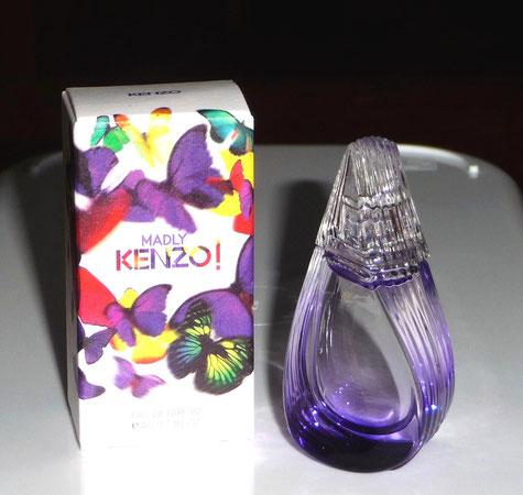 2011 - MADLY KENZO, EAU DE PARFUM 4 ML