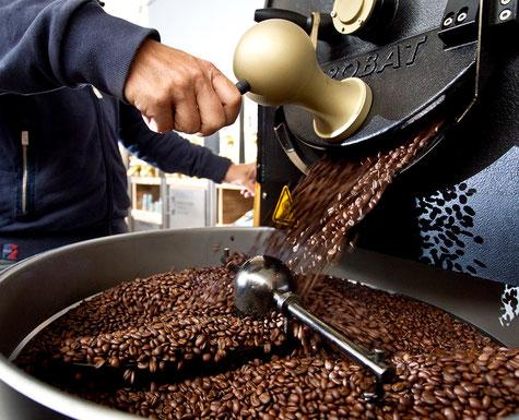 liebevoll,Auermühle, Ratingen, Privatrösterei, Kaffeerösterei, liebevoll Hausmischung, Los Volcanes, Molino, Bohnen, Biokapsel, Kapsel, Röstergilde, Kaffeepulver