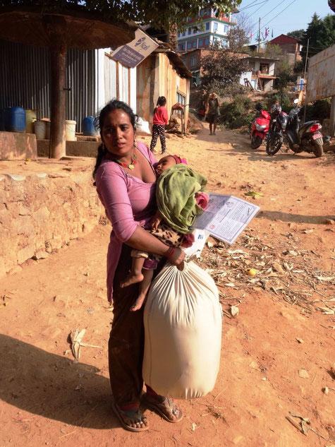 Hilfe, Decken, Nächte, Spenden, Alleinerziehende, Frauen, Kinder
