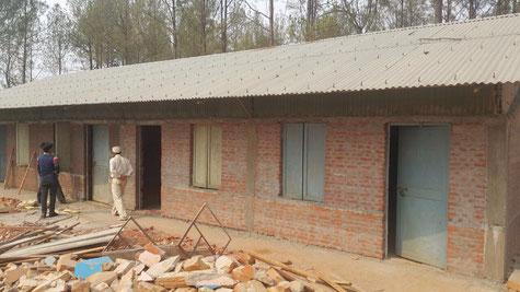 Wiederaufbau, Hilfe, Baumaßnahmen, Spenden