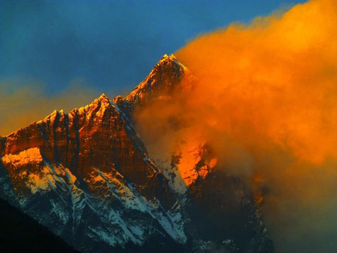 "© Fotos: ms - Impressionen ""Khumbu - Everest"""