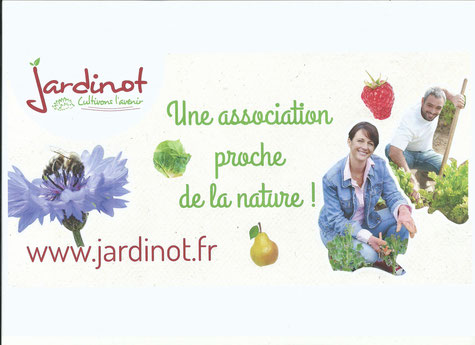 Site Jardinot National