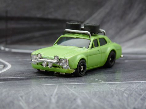 Faller AMS Ford Escort Rallye