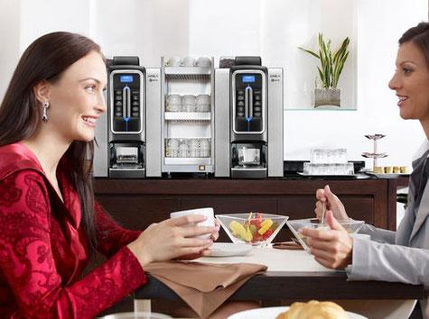Automatenservice  von Mahlzeit Catering