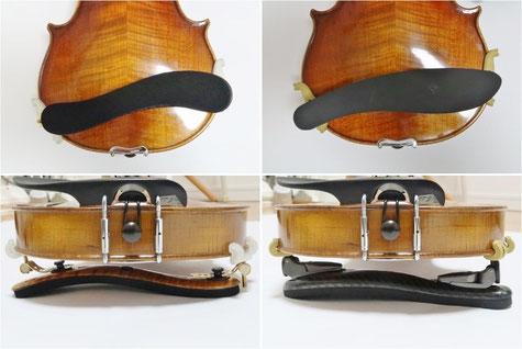 バイオリン 肩当