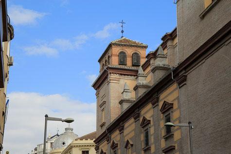 The tower of Convento de San Antón
