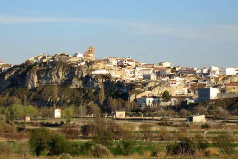 A view on Castilléjar