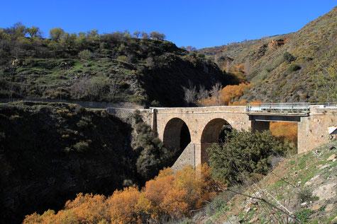 Bridge Andalusi de la Tableta in Válor