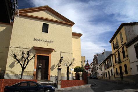 The church of Cájar