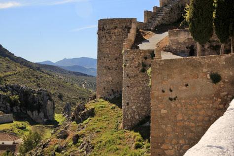 The Castle of Moclin