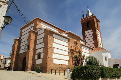 The church of Jérez del Marquesado