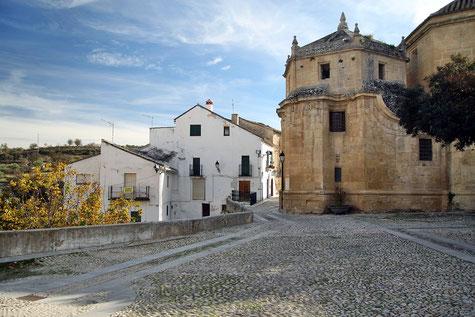 View on Alhama de Granada