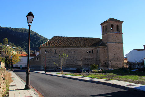 The church of Mondújar