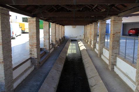 Lavadero de la Alfaguara, Loja