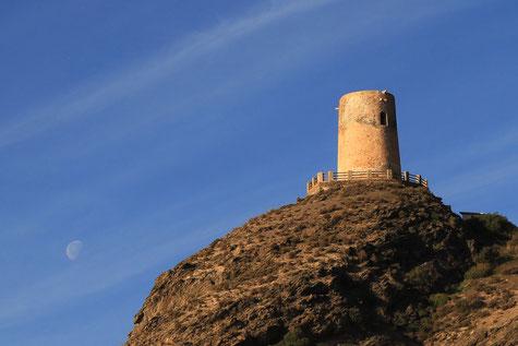 The Tower of Cautor in La Mamola