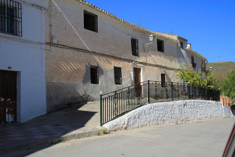A street in Alamedilla