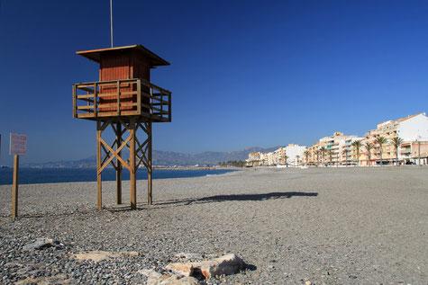 The beach of Torrenueva
