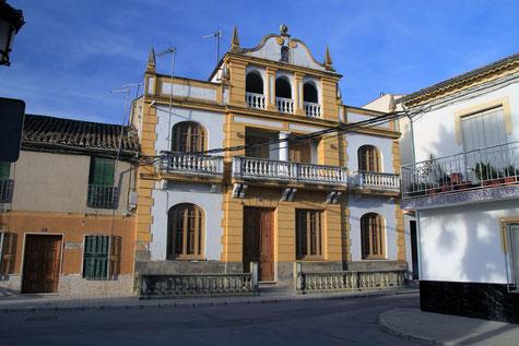 A maison in Fuente Vaqueros