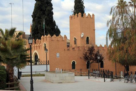The castle of Láchar