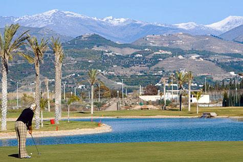 Los Moriscos Club de Golf - Motril