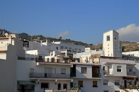 A view on La Caleta