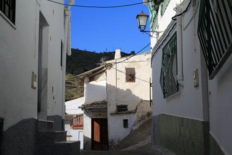 A street in Sorvilán