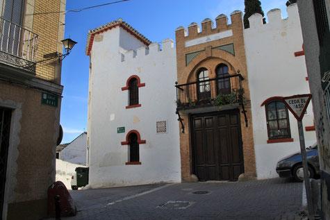 Casa de Marquez, Íllora