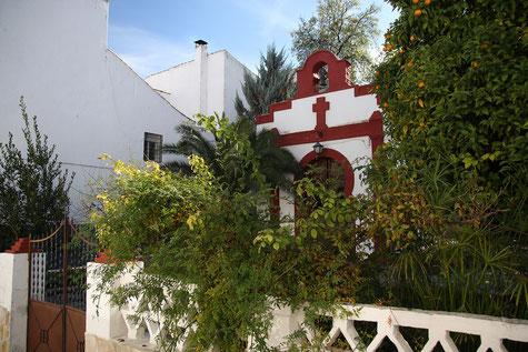 A chapel in Játar