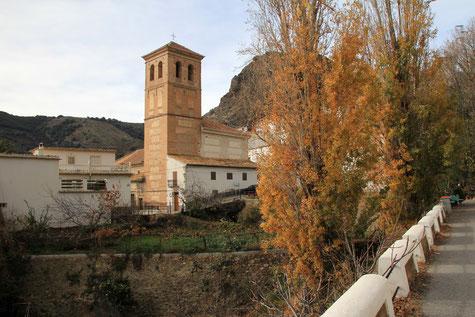 View on Cástaras