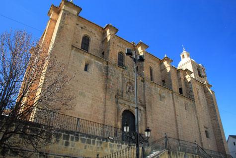 Iglesia de la Encarnación, Íllora