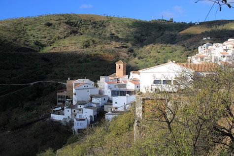 A view on Sorvilán