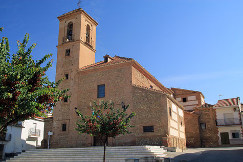 The church of Esfiliana