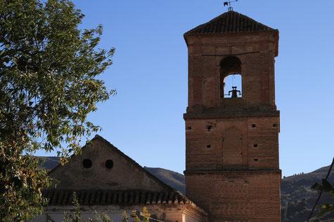 The church of Alcázar