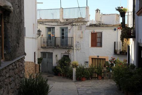 A street in Picena
