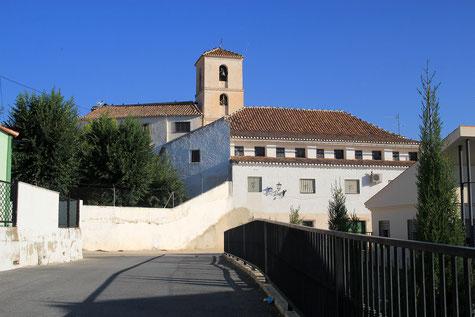 The church of Darro