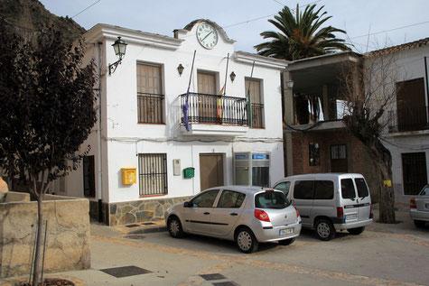 The town hall of Cástaras