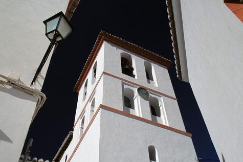 The church of Torvizcón