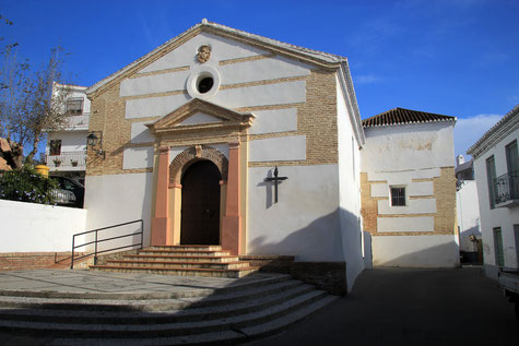 The church of Lobres