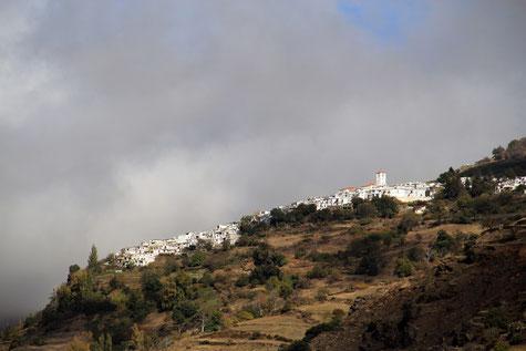 View on Capileira